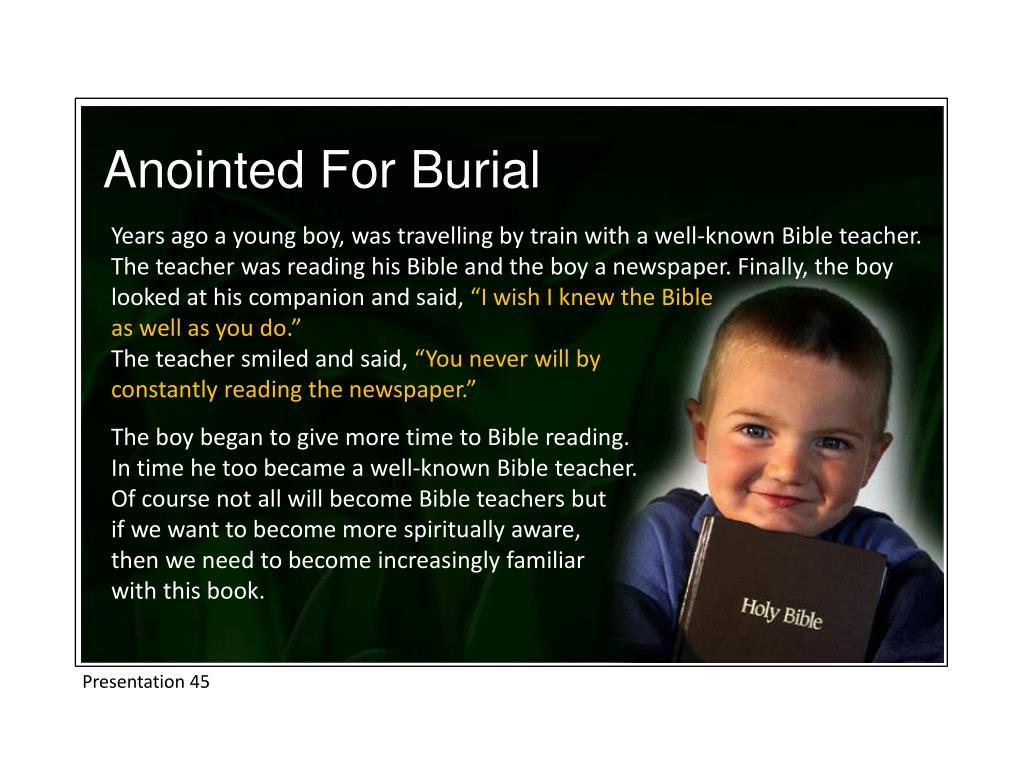 PPT - Study in John's Gospel PowerPoint Presentation - ID:2105458