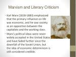 marxism and literary criticism2