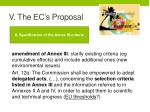 v the ec s proposal1