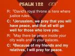 psalm 122 cev2