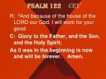 psalm 122 cev3