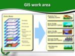 gis work area