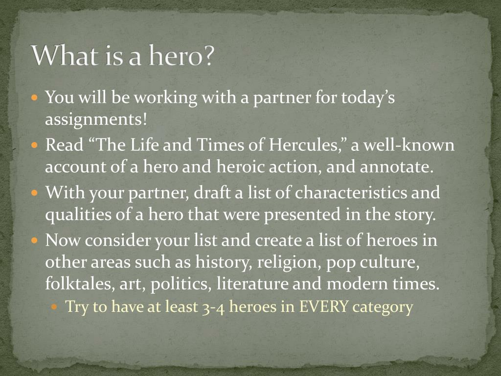 hemingway code hero definition