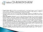 u nit atea cd rom dvd rom