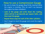 how to use a compression gauge8