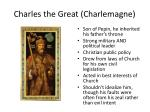 charles the great charlemagne