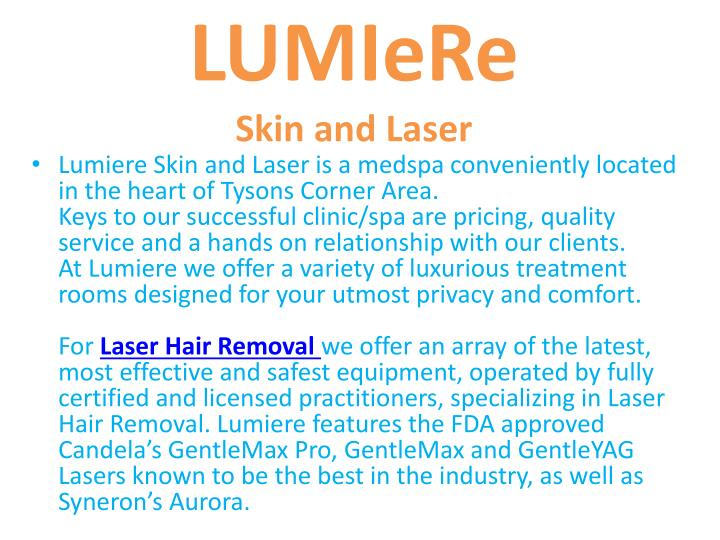 lumiere skin and laser n.
