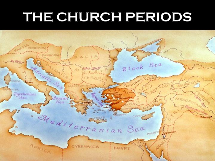 the church periods n.