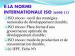 ii la norme internationale iso 26000 1