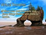 virtual traveller