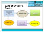 cycle of effective teams3
