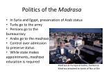 politics of the madrasa2
