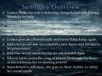 summary overview2