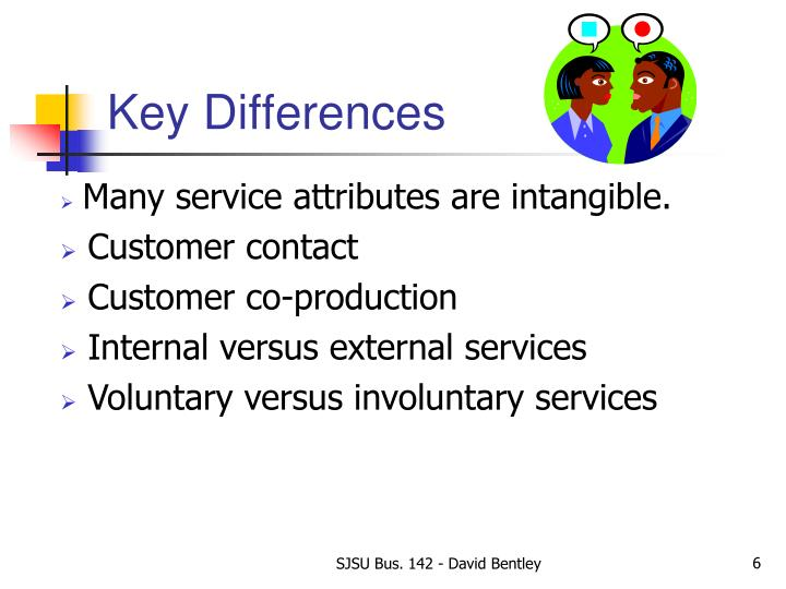 Key Differences