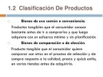 1 2 clasificaci n de productos2