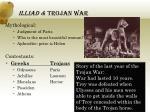 illiad trojan war