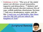 scriptural reminders1