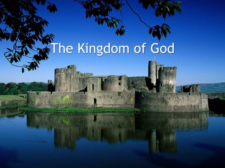 the kingdom of god n.