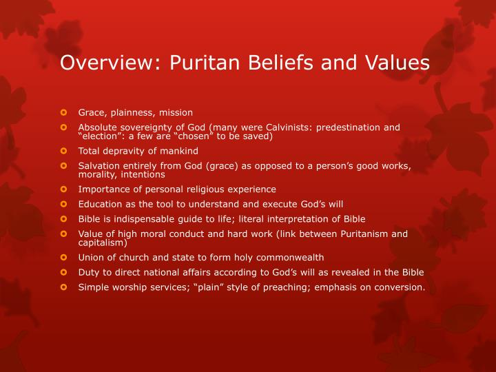 an overview of personal beliefs Personal epistemology is the study of how the individual develops a conception of knowledge and how that individual uses that to understand the world according to barbara hofer in her introduction to personal epistemology: the psychology of beliefs about knowledge and knowing (2002), we need a.