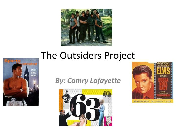 the outsiders project n.