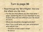 turn to page 96