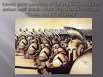 heroic past leonidas of sparta 7000 hoplites mol n labe plut moralia 225c11 come and take them