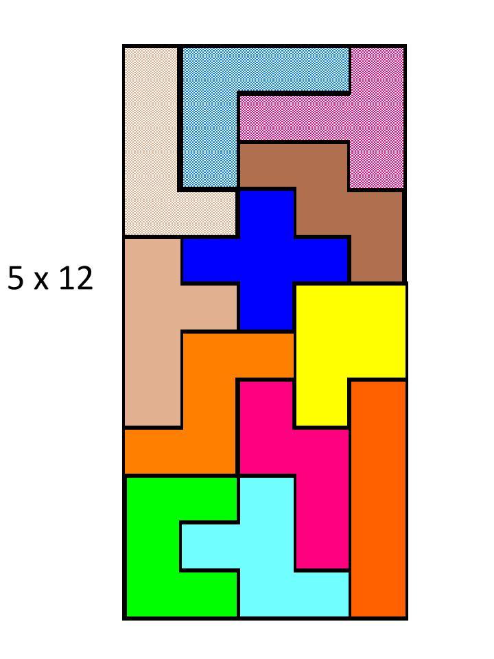 5 x 12