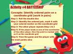 activity 4 battleship