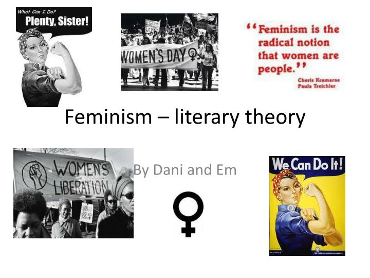 a study on feminism Feminism is both an intellectual commitment and a political movement that seeks justice for women and the end of a feminist study in ethics, new york.