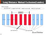 long distance mutual exclusion londex