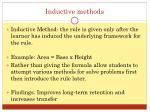 inductive methods2