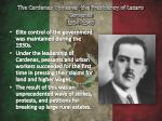 the cardenas upheaval the presidency of lazaro cardenas 1934 1940