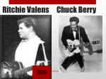 ritchie valens chuck berry