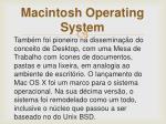 macintosh operating system2