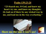 psalm 139 23 24