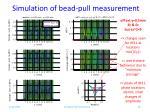 simulation of bead pull measurement3