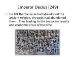 emperor decius 2491