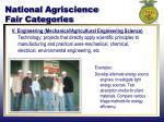 national agriscience fair categories4