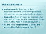 markov property