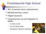 charlottesville high school