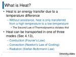what is heat
