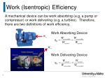 work isentropic efficiency2