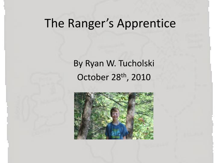 the ranger s apprentice n.