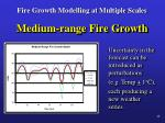 fire growth modelling at multiple scales13