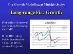 fire growth modelling at multiple scales22