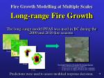 fire growth modelling at multiple scales29