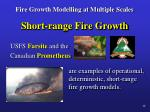 fire growth modelling at multiple scales5