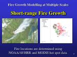 fire growth modelling at multiple scales8