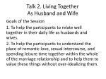 talk 2 living together as husband and wife1