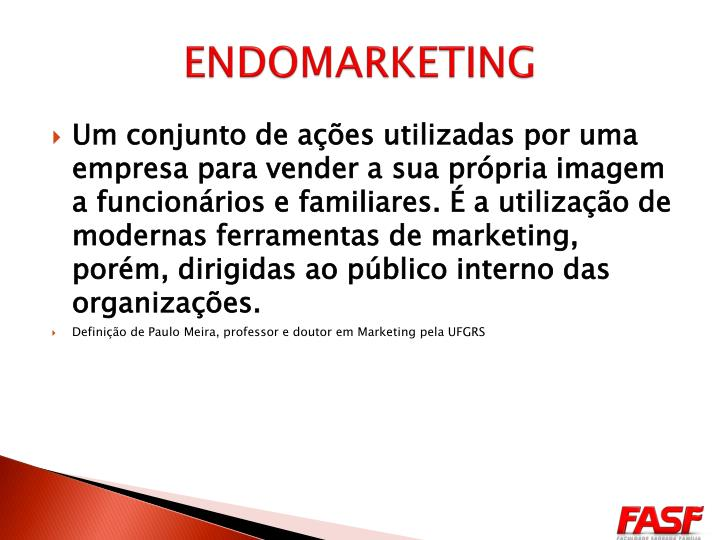 endomarketing n.
